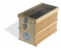 Wooden nuc box D.B. 5 frames
