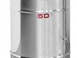 Maturatore 50 kg Acciaio Inox Rubinetto in Plastica