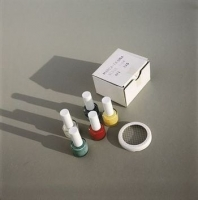 Queen marking kit, 5 bottles of different colours