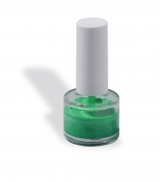 Queen marking color GREEN, 1 bottle with applicator
