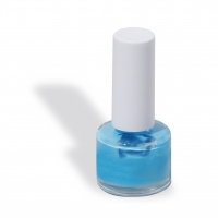 Queen marking color BLUE, 1 bottle with applicator