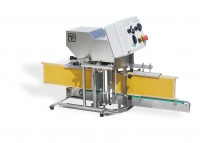 Semiautomatic uncapping machine
