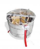 REVERSIBLE HONEY EXTRACTOR FOR 6 LANGSTROTH FRAMES - GAMMA Motor