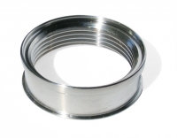 Stainless steel back nut 1