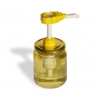 Dispenser giallo