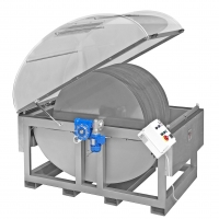 Honey drier with rotating disks - 1000 Kg