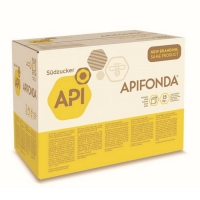 Apifonda Candied for bees 12.5 kg in packs of 2.5 kg