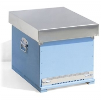 Beehive D.B. KUBIK 10 frames, brood body only, open mesh floor
