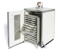 Professional pollen dryer, with 15 drawers, stainless steel, 1000W