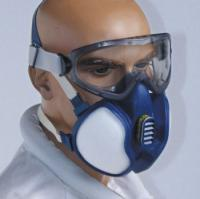 "3M half face mask ""FFA BEK 1P3RD KIT"