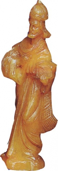 Nativity candle mould : King Wizard 2 (figure)