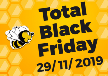 TOTAL BLACK FRIDAY 2019: 40% on everything!