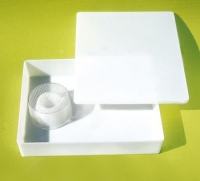Square plastic Top Feeding Tray
