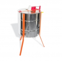 Honey extractor with radial cage 9 Dadant Blatt super frames